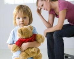 Что делать, если малыш дерется?