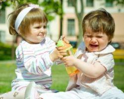 Как побороть жадность у ребенка?