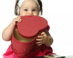 Подарок годовалому ребенку. Что подарить ребенку в 1 год?