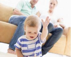 Ребенок от полутора до трех лет