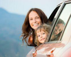Как развлечь ребенка в автопутешествии