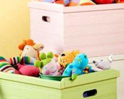 Как приучить малыша к порядку?