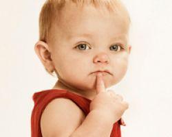 Можно ли избаловать ребенка в возрасте до 1 года?