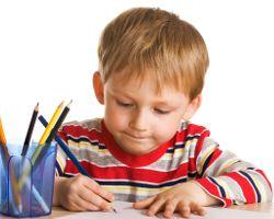 Как учить писать ребенка