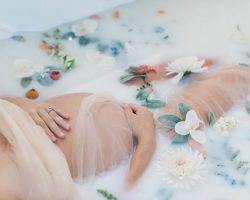 Купаться в ванной при беременности: можно или нельзя?