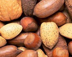 Какова польза орехов?