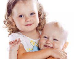 Идеальная разница между рождением детей