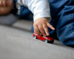 Игры детей на втором году жизни