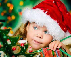 Что подарить ребенку на Новый год: от 0 до 6 лет