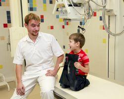 Вреден ли рентген ребёнку до года?