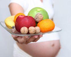 Важные и запрещенные продукты во время беременности