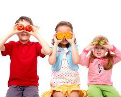 Правильное питание – здоровые зубы у детей