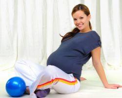 Режимы физических нагрузок для беременных