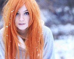 Правильно ухаживаем за волосами зимой