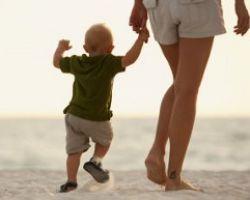 Прогулки с детьми на длительное расстояние