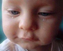 Непроходимость слезного канала у новорожденного