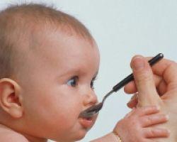 Соль в детском питании