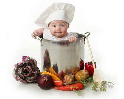 Полезность супов для детей