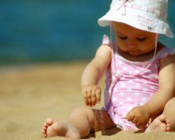 Отправляемся в отпуск с ребенком