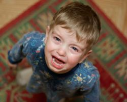 Инструкция по борьбе с детской истерикой