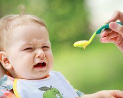 Плохой аппетит у детей