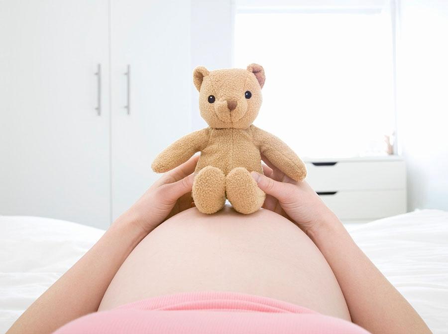 Поздняя беременность. Плюсы и минусы