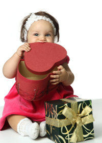 Подарок годовалому ребенку