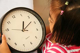 Как научить малыша управлять временем?